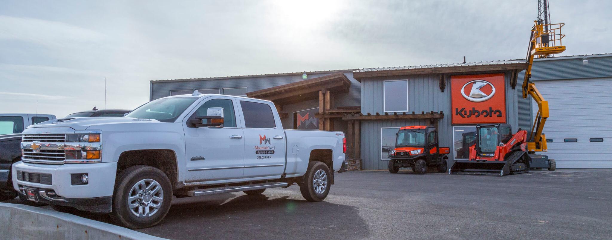 Idaho Falls Rental Equipment   Mountain West Rentals & Sales